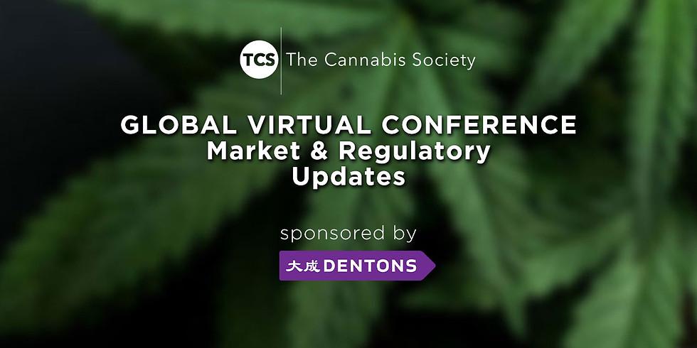 TCS Global Cannabis Virtual Conference - Market & Regulatory Updates