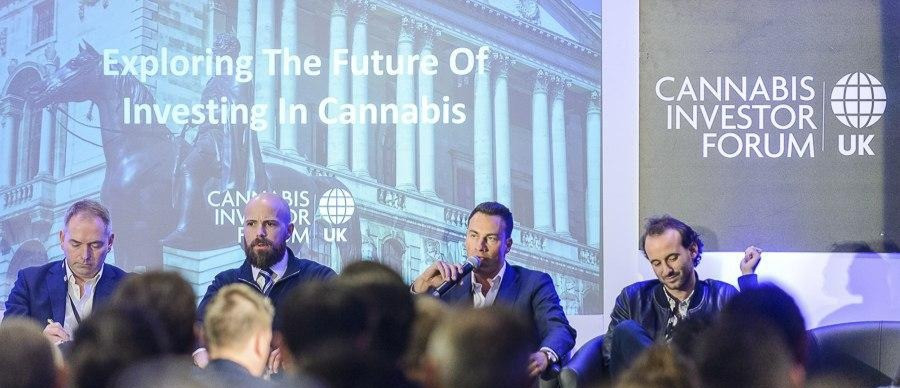 Alexej Pikovsky, CEO of Alphagreen Group to join the debate at the Cannabis Forum