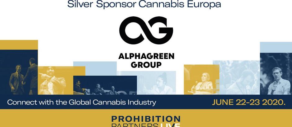 Announcing Alphagreen As A Silver Partner for Cannabis Europa