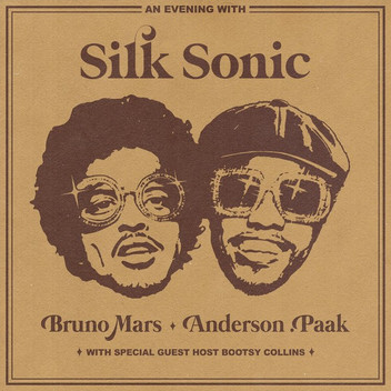 Bruno Mars and Anderson .Paak Reveal First Track For Silk Sonic, 'Leave The Door Open'