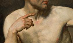 E.Delacroix_Academie-d-homme-Kriegel