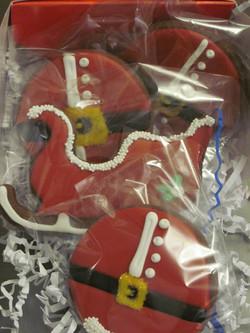 wrapped santas and sleigh.jpg