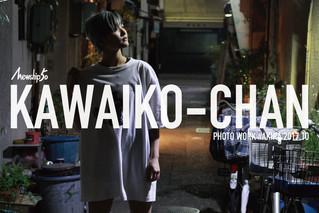 "KAWAIKO-CHAN ""AKIRA"" 2017"