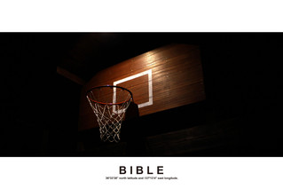 "New art work ""BIBLE"""