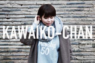 """KAWAIKO-CHAN 2016 WINTER """"IO"""""""