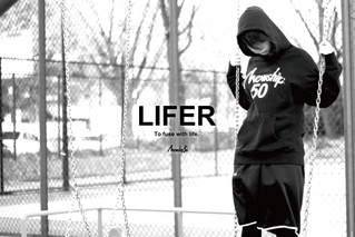 """LIFER"" SHORTS"