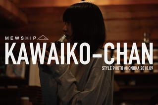 "KAWAIKO-CHAN ""HONOKA"" 2018"