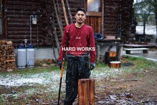 """HARD WORKS"" タフガイへの贈り物"