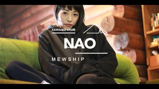 """MEWSHIP """"KAWAIKO-CHAN"""" NAO 2019.03.13"""