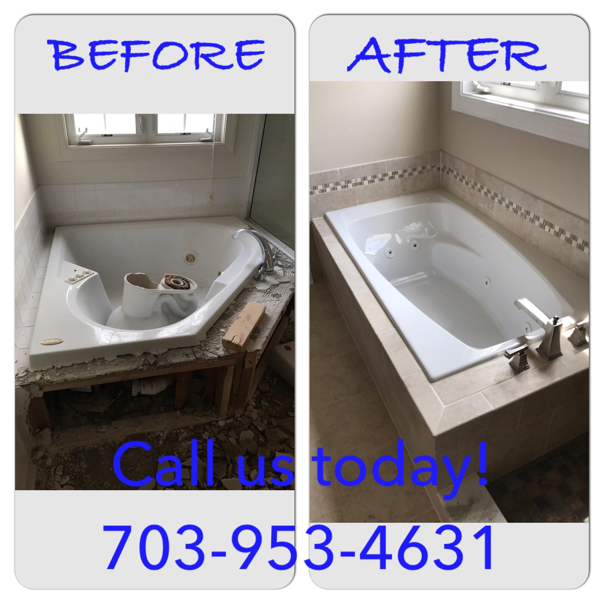 Cavallo Way Bath Remodel 7