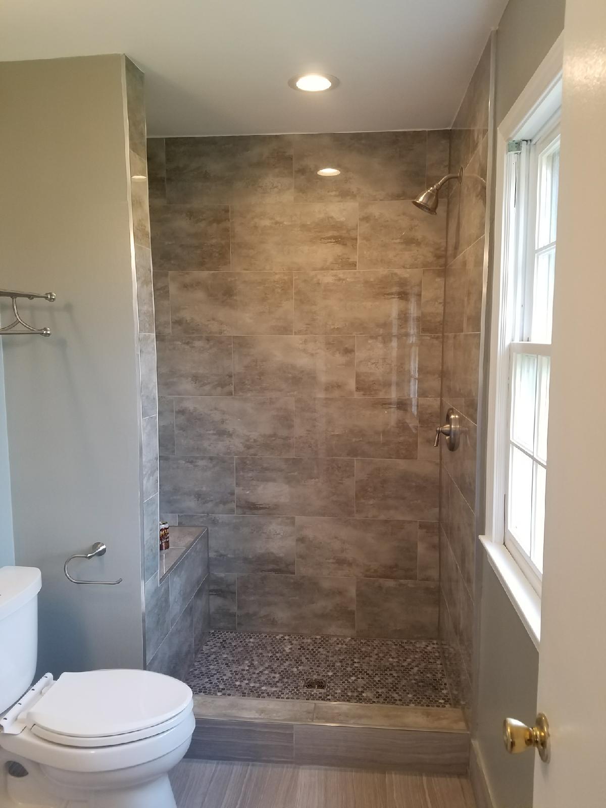 McLean bath remodel 5