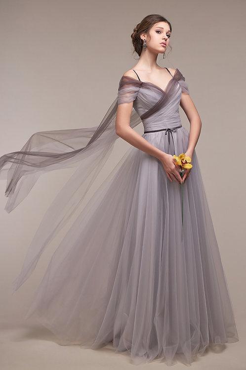 Цветовая палитра выпускных платьев