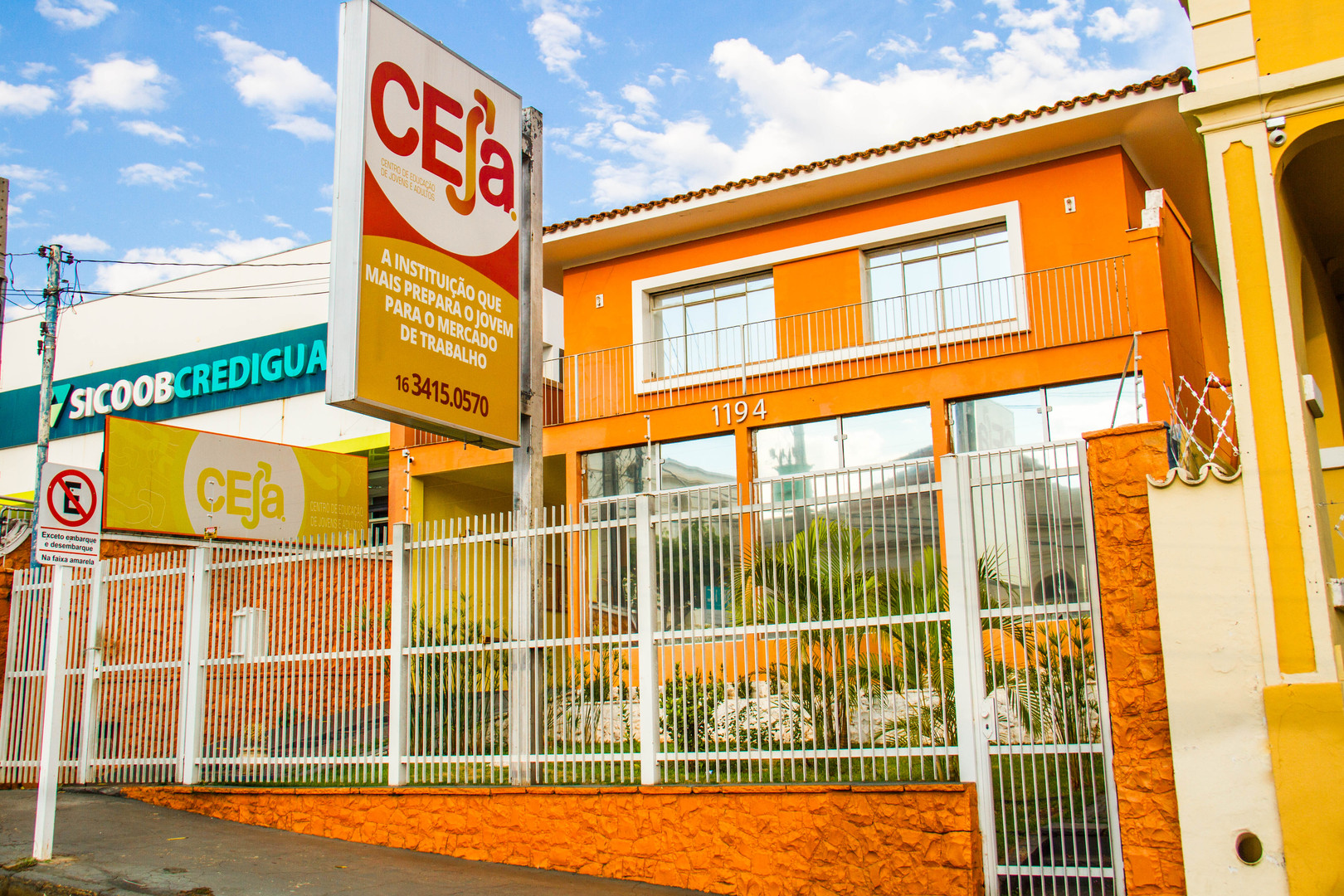 Ceja São Carlos -SP