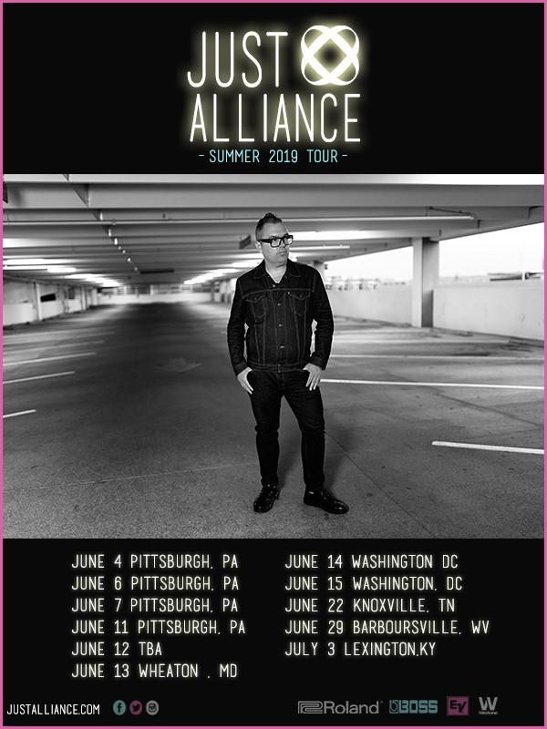 Summer 2019 Tour Announced