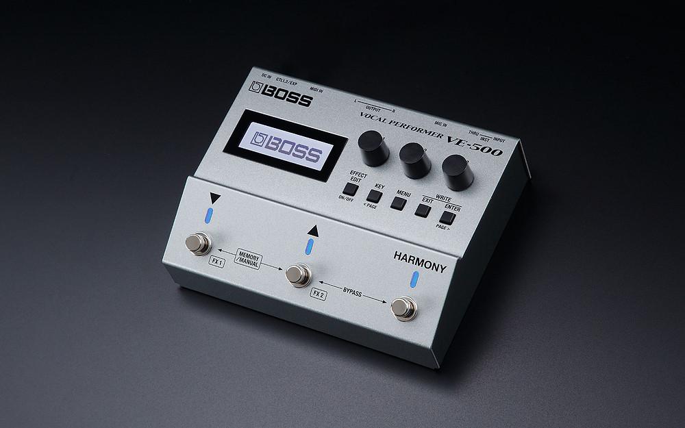 BOSS VE-500....One baaaaad pedal!