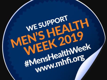 Men's Health Week 2019