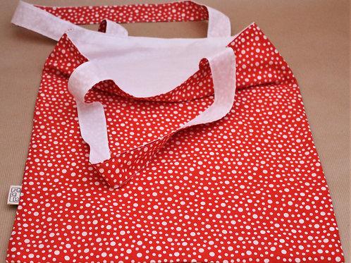 totebag, couture fait-main, tissu oeko tex, zéro déchet