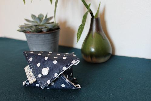 porte savon, écoresponsable, alternative zéro déchets, couture, chabada couture, tissu oeko tex