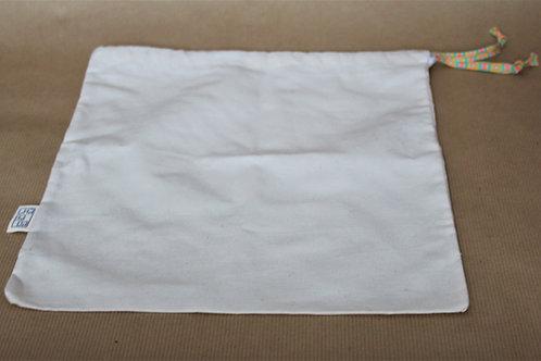 sac à vrac, zéro déchets, fait main, tissu oeko tex