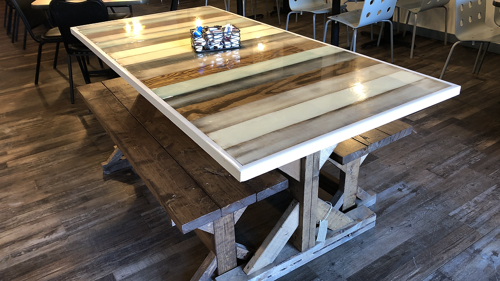 Springfield Dining Table