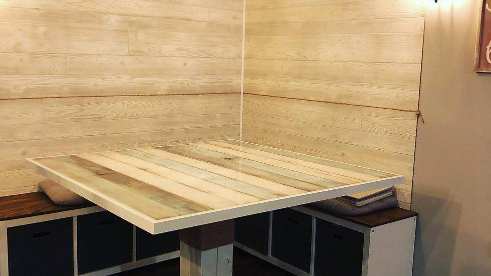 Bluhm Pedestal Table