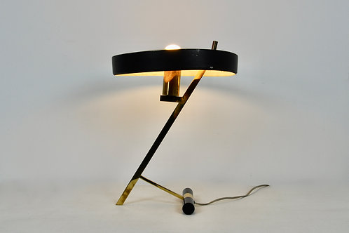Desk Lamp by Louis Kalff  for Philips 1950S