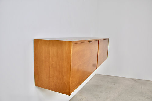 Hanging Cabinet by Florence Knoll for Knoll International 1950S