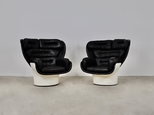 Lounge Chair by Joe Colombo for Comfort Italy, 1960s