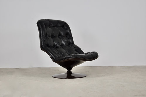 Lounge Chair  by Georges Van Rijk for Beaufort 1970S