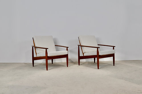 Pair of  Lounge chair 1950S