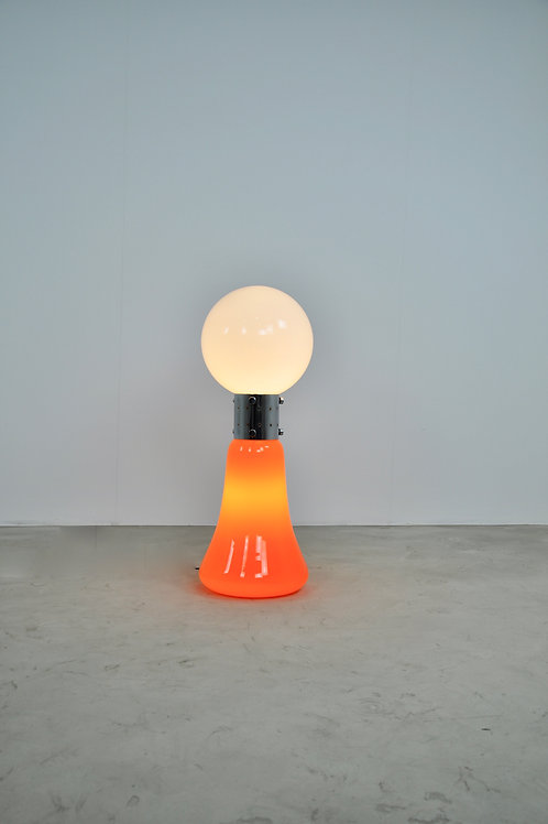 Floor Lamp by Carlo Nason for Mazzega, 1970S