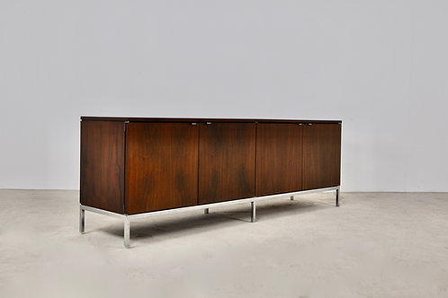Sideboard by Florence Knoll Bassett for Knoll Inc, 1970s