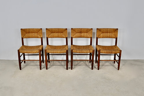 Chairs STYLE Charlotte Perriand  1950s