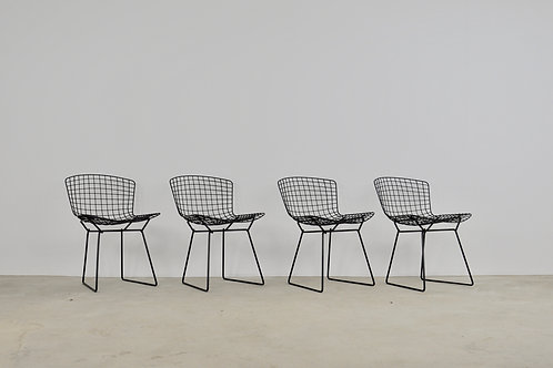 Chairs by Harry Bertoia for Knoll, 1960s, Set of 4