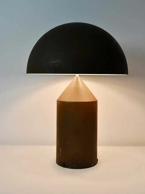 Large Atollo Table Lamp by Vico Magistretti for Oluce, 1960s