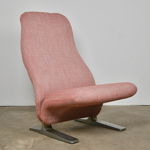 Concorde Lounge Chair by Pierre Paulin for Artifort, 1960s