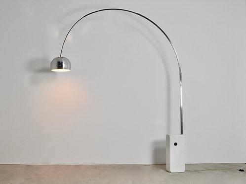 Italian Arco Floor Lamp by Achille Castiglioni for Flos