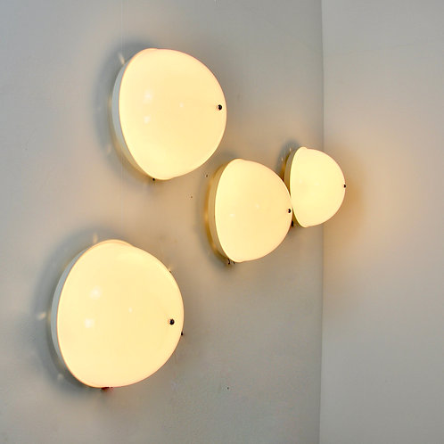 Wall Lamp By Perspex 1970S