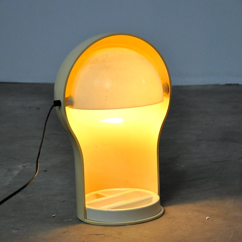 Lamp by Vico magistreti for artemide 1960s