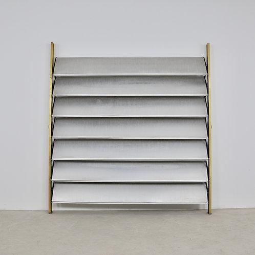 Jean Prouve Aluminium Brise-Soleil, Beziers, 1956
