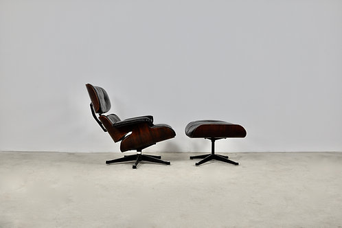 Lounge Chair by Charles & Ray Eames for Herman Miller , 1970