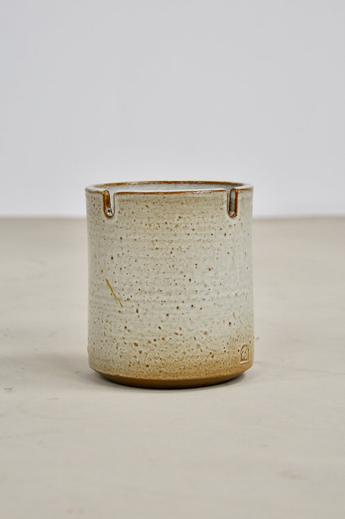 Ceramic Ashtray by Christophe Gevers 1960S