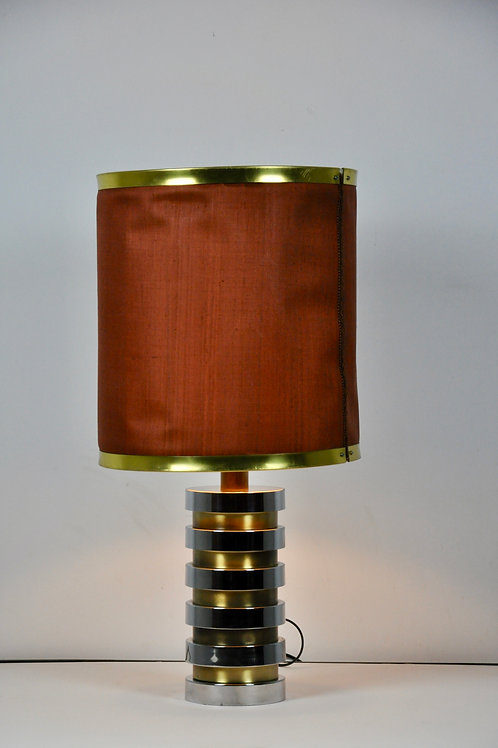 Lamp by Willy Rizzo, 1970s