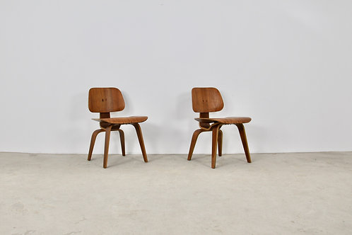 Plywood Chair DCW By Charles Eames for Evans 1950S