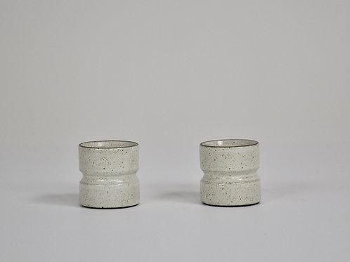 Ceramic Candle Holder 1970S