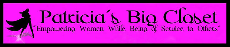 Patricia's Big Closet logo with border.j