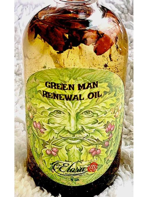 Green Man Renewal Oil