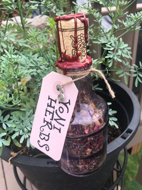 Sacred Yoni Steaming Herbs