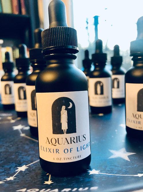 Aquarius Elixir of Light Tincture