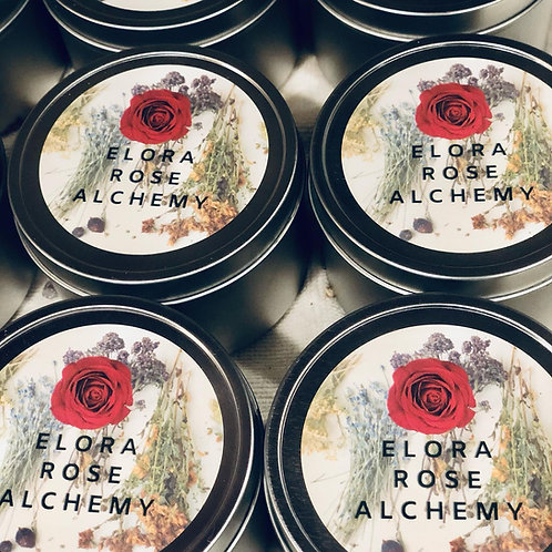 3 for $40 Elora Charged Soy Candle and free shipping